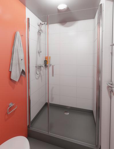 Baly - Bathroom pod by Altor