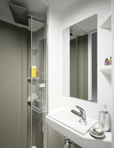 Corus - bathroom pod by Altor