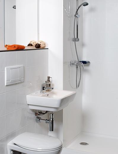 Evo - Bathroom pod by Altor
