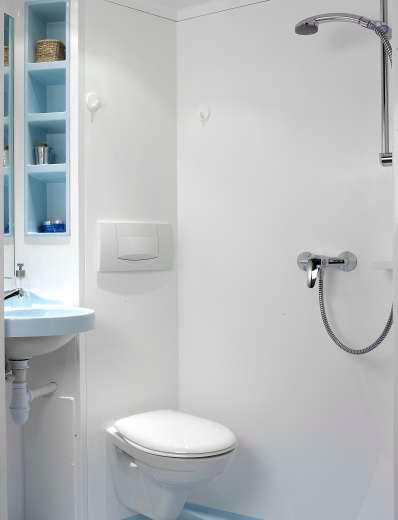 Hydrogene - Bathroom pod by Altor