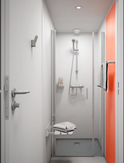 Liki - Bathroom pod by Altor