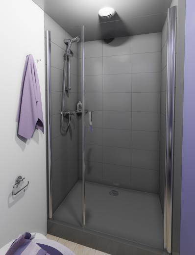 Lodge UK - Bathroom pod by Altor